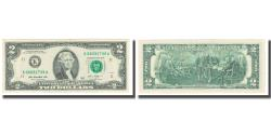 Us Coins - Banknote, United States, Two Dollars, 2013, EF(40-45)