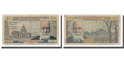 World Coins - France, 5 Nouveaux Francs, 1959, 1959-03-05, VF(30-35), Fayette:56.01, KM:141a