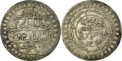 World Coins - Coin, Algeria, ALGIERS, Mahmud II, 2 Budju, Zudj Budju, 1825 (AH 1241), Jaza'ir