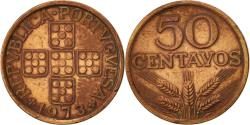 World Coins - Portugal, 50 Centavos, 1973, , Bronze, KM:596