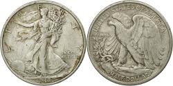 Us Coins - Coin, United States, Walking Liberty Half Dollar, Half Dollar, 1918, Denver