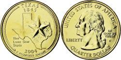 Us Coins - Coin, United States, Quarter, 2004, U.S. Mint, Denver, , Copper-Nickel