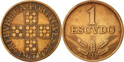 World Coins - Portugal, Escudo, 1971, , Bronze, KM:597