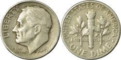 Us Coins - Coin, United States, Roosevelt Dime, Dime, 1947, U.S. Mint, Philadelphia