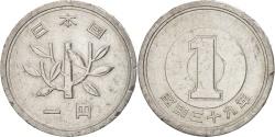 World Coins - Japan, Hirohito, Yen, 1964, , Aluminum, KM:74