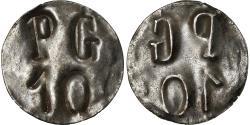 World Coins - Coin, France, Dépôt de Prisonniers de Guerre (P. G), Chateauroux, 10 Centimes