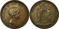 World Coins - France, Medal, Louis XIV, Commencement du Règne, 1643, Mauger,