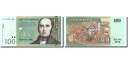 World Coins - Banknote, Lithuania, 100 Litu, 2007, 2007, KM:70, UNC(65-70)
