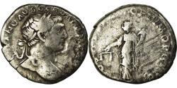 Ancient Coins - Coin, Trajan, Denarius, 103-104, Roma, , Silver, RIC:169