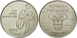 World Coins - Coin, Portugal, 200 Escudos, 1992, , Copper-nickel, KM:662