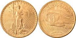 Us Coins - Coin, United States, Saint-Gaudens, $20, Double Eagle, 1913, U.S. Mint, Denver