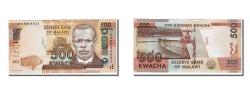 World Coins - Malawi, 500 Kwacha, 2012, KM #61, UNC(65-70), AA8804832