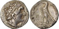 Ancient Coins - Coin, Egypt, Ptolemaic Kingdom, Ptolemy I Soter, Tetradrachm, 300-285 BC