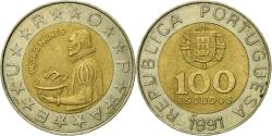 World Coins - Coin, Portugal, 100 Escudos, 1991, , Bi-Metallic, KM:645.1