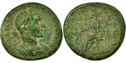 Ancient Coins - Coin, Macrinus, As, AD 217-218, Roma, , Bronze, RIC:200