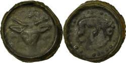 Ancient Coins - Coin, Remi, Potin au bucrane, , Potin, Delestrée:221
