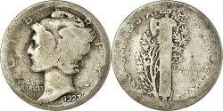 Us Coins - Coin, United States, Mercury Dime, Dime, 1923, U.S. Mint, Philadelphia