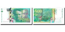 World Coins - France, 500 Francs, Pierre et Marie Curie, 1994, Bugarel, Undated (1994)