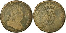 World Coins - Coin, Portugal, Joao, 40 Reis, Pataco, 1814, , Bronze, KM:345.1
