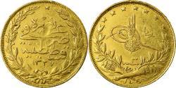 World Coins - Coin, Turkey, Muhammad V, 100 Kurush, 1911/AH1327, Qustantiniyah,
