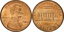 Us Coins - Coin, United States, Lincoln Cent, Cent, 2002, U.S. Mint, Denver,