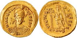 Ancient Coins - Coin, Marcian, Solidus, 450-457, Constantinople, , Gold