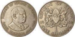 World Coins - Coin, Kenya, Shilling, 1980, British Royal Mint, , Copper-nickel, KM:20