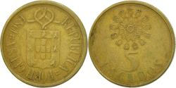 World Coins - Coin, Portugal, 5 Escudos, 1989, , Nickel-brass, KM:632