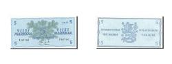 World Coins - Finland, 5 Markkaa, 1963, KM #99a, UNC(65-70), F 5677161