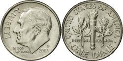 Us Coins - Coin, United States, Roosevelt Dime, Dime, 2000, U.S. Mint, Denver,