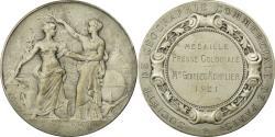 World Coins - France, Medal, Presse Coloniale, Géographie Commerciale de Paris, 1921