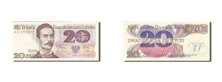 World Coins - Poland, 20 Zlotych, 1982, KM:149a, 1982-06-01, UNC(63)