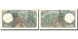 World Coins - Banknote, French West Africa, 1000 Francs, 1952-12-19, KM:42, AU(55-58)