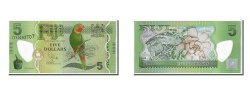 World Coins - Fiji, 5 Dollars, 2013, KM #115, UNC(65-70), ZZA0203707