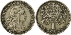 World Coins - Coin, Portugal, Escudo, 1957, , Copper-nickel, KM:578