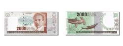 World Coins - Costa Rica, 2000 Colones, 2005, KM #265e, UNC(65-70), A47798937