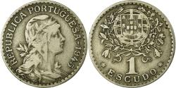 World Coins - Coin, Portugal, Escudo, 1945, , Copper-nickel, KM:578