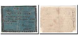 World Coins - France, 20 Sols, Undated (1791-92), MONT-BRISSON, VF(30-35)