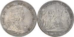 World Coins - France, Token, Louis XIV, Sacre à Reims, 1722, , Silver