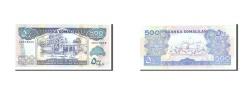 World Coins - Somaliland, 500 Shillings = 500 Shilin, 1996, Undated, KM:6b, UNC(65-70)