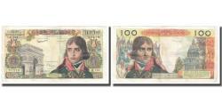 World Coins - France, 100 Nouveaux Francs, Bonaparte, 1962, G.Gouin