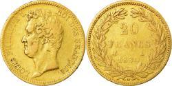 Ancient Coins - Coin, France, Louis-Philippe, 20 Francs, 1830, Paris, , Gold, KM:739.1
