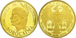 World Coins - Coin, Venezuela, 60 Bolivares, 1961, Karlsruhe, , Gold, KM:MB109