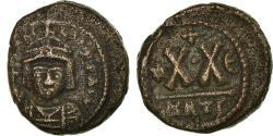 Ancient Coins - Coin, Heraclius, Half Follis, 610-641, Carthage, , Copper, Sear:872