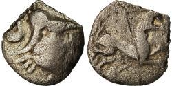 Ancient Coins - Coin, Aulerci Cenomani, Denarius, 80-50 BC, , Silver, Delestrée:2368