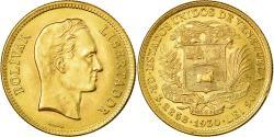 World Coins - Coin, Venezuela, Gr 3.2258, 10 Bolivares, 1930, Philadelphia, , Gold
