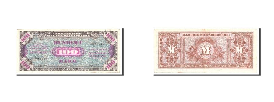 World Coins - Germany, 100 Mark, 1944, KM:197b, Undated, EF(40-45)