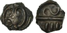 Ancient Coins - Aulerci Eburovices, Potin à l'esse et aux chevrons, AU(55-58), Delestré:S535C