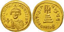 Constans II, Solidus, Constantinople, MS(60-62), Gold, Sear:936