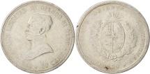 World Coins - Uruguay, 20 Centesimos, 1920, F(12-15), Silver, KM:24